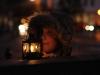 Rozdávání betlémského světla na náměstí 2009