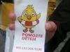 Kuře - Pomozte dětem 2010