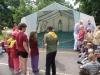 Boj v pevnosti Boyard, krajské kolo závodu vlčat a světlušek 2012 v Turnově