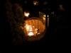 Betlémské světlo a živý betlém 2013