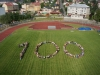 100 let skautingu v Turnově - stadion