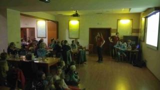 Výroční schůze střediska 2016
