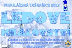 Mikulášská taškařice 2017 - plakát