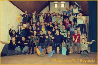 ČLK Odyssea 2017