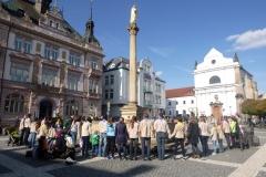 sv.Jiří 2017 - náměstí