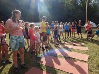 Tábor 2015 - Dost a Paviáni