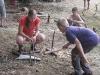 Tábor 1.dívčího a 3. chlapeckého oddílu: Bradavice ve Skokovech