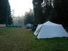 Tábor 2.dívčího a 4. chlapeckého oddílu: Training camp Zábrdka