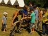 Tábory 2013 - 2.chlapecký - Hobit pod skalou