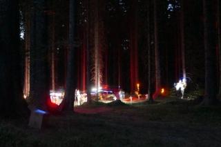 Tábor 2015 - Habokawy - Zátah na Farské